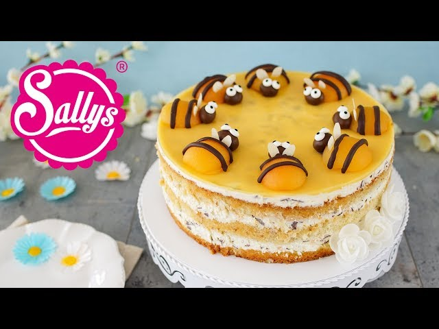 Stracciatella Torte Mit Aprikosen Rezepte Von Simply Yummy