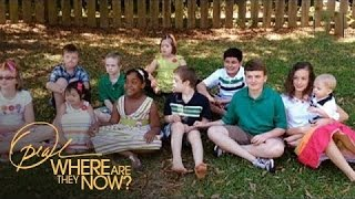 What It's Like Raising 9 Special-needs Children | Where Are They Now? | Oprah Winfrey Network