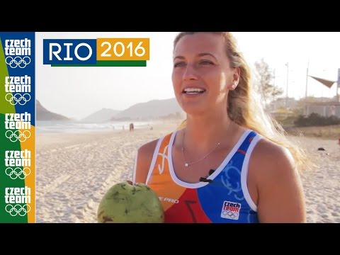 Petra Kvitová vypráví o olympijské atmosféře | Rio 2016