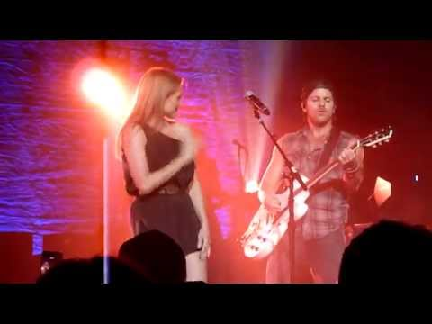 Kip Moore w/Jewel ~ Separate Ways ~ Nashville, TN ~ 10/17/14