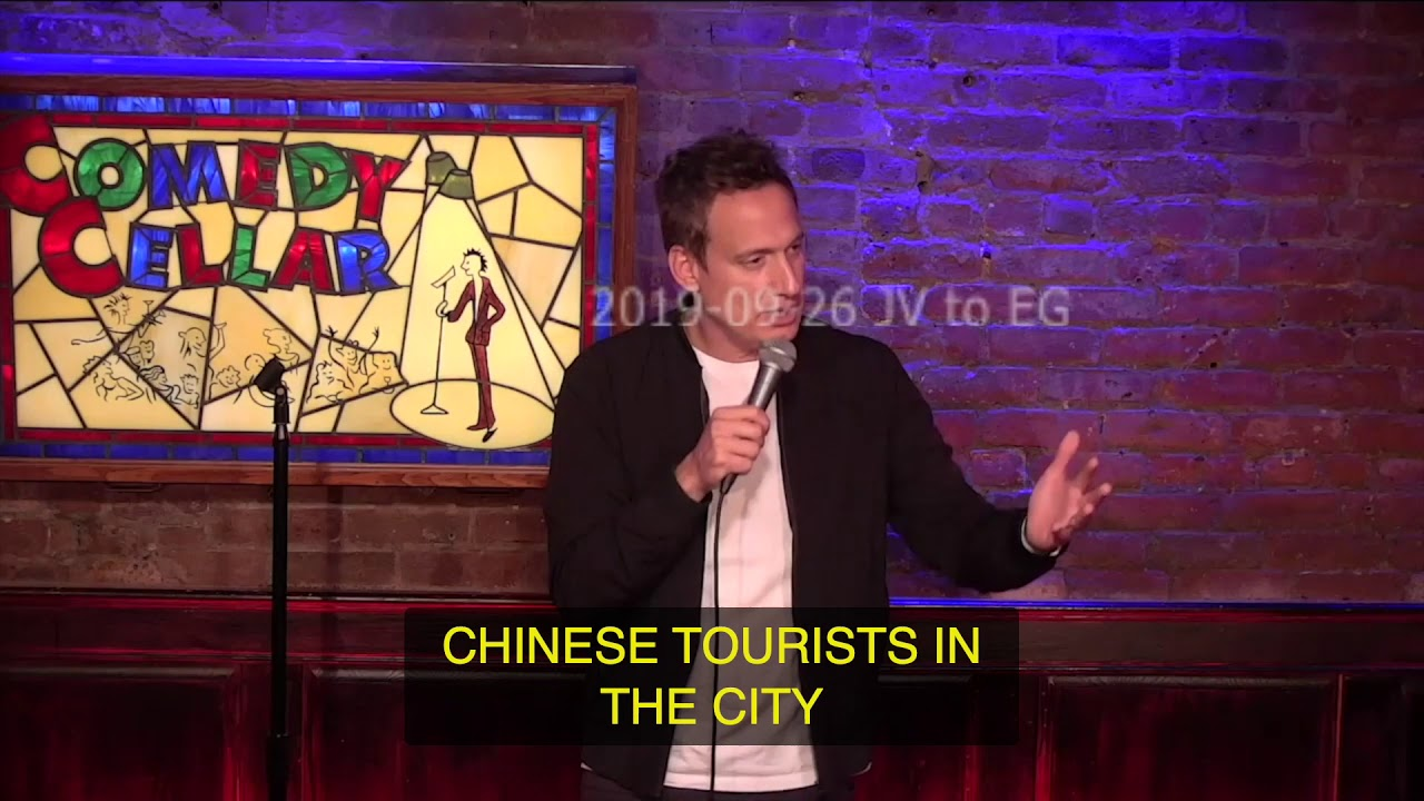 Elon Gold Comedy Cellar: Chinese Tourists