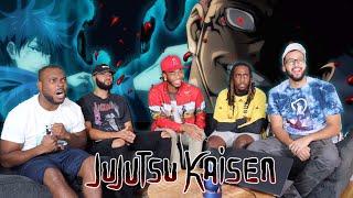 "Sakuna vs Megumi Fushiguro! Jujutsu Kaisen Episode 5 ""The Cursed Womb II"" REACTION/REVIEW SUBSCRIBE: http://bit.ly/RTTV_yt | Like/Share/Comment ..."