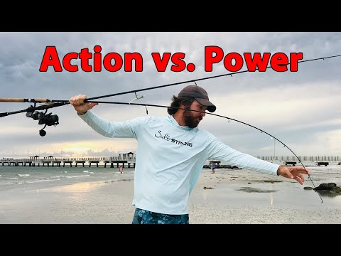 Fishing Rod Power And Action: What These Terms Mean & Why They're Important