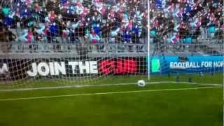 Fifa 13 - Walcott Volley