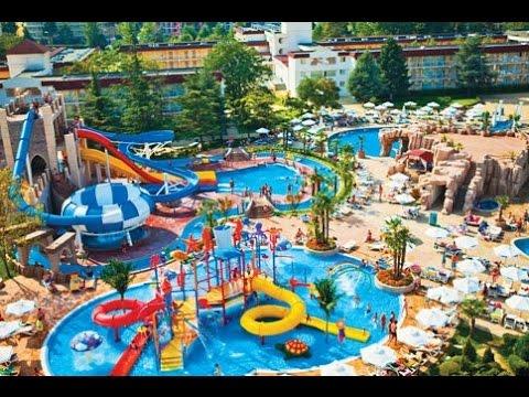 Hotel Dit Evrika Beach Club Bułgaria Słoneczny Brzeg