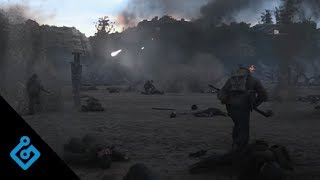 Designing Call Of Duty: WWII's Campaign And Set Pieces