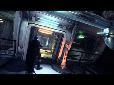 BATMAN™: ARKHAM KNIGHT RIDDLER TROPHY STAGG ENTERPRISE AIRSHIP 3-1