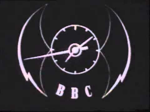 BBC Television Service Clock and Ident