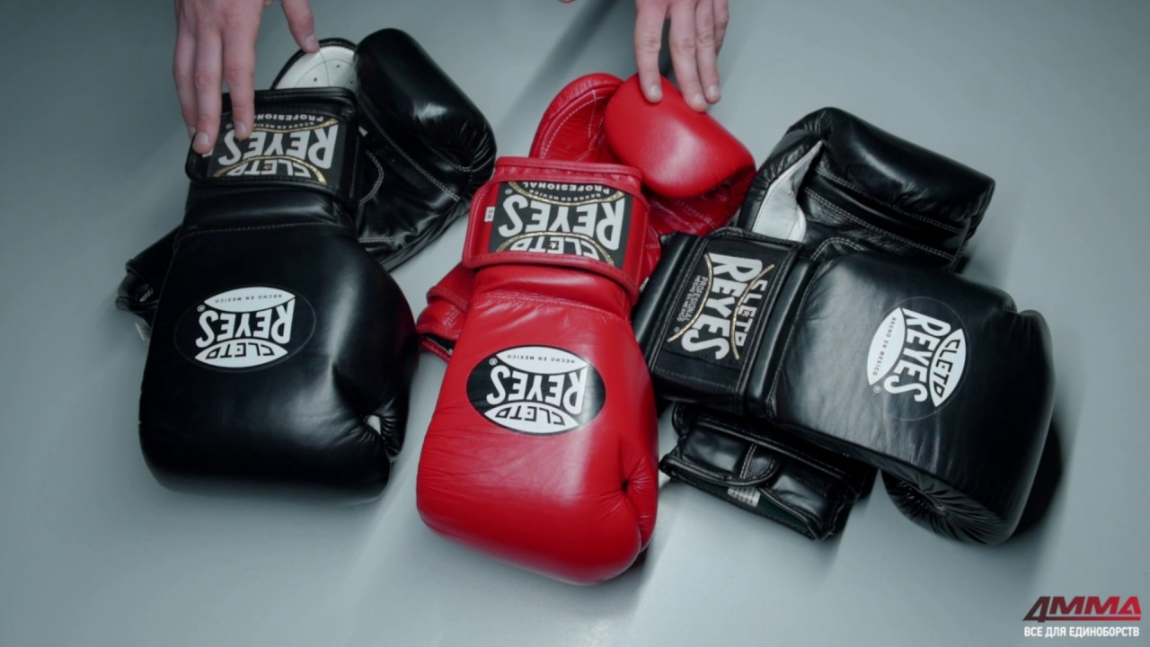 Cleto Reyes Official Fight Boxing Gloves 10oz Review by .