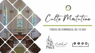 Culto Matutino | Igreja Presbiteriana do Rio | 06.12.2020
