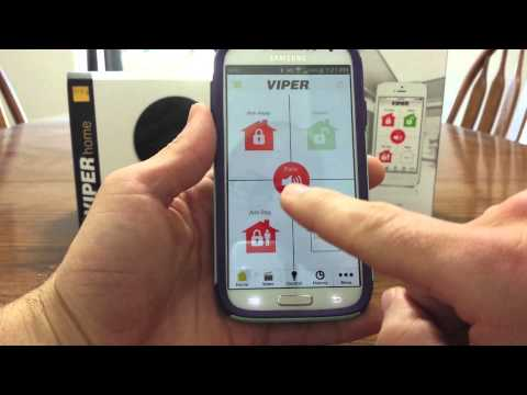 Viper - Wireless Home Monitoring and Security System Starter Kit
