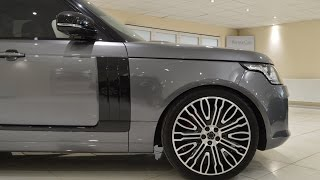 Overfinch Range Rover Vogue At Baytree Cars - Highly Speced