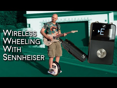 Ride and play! Sennheiser XSW Pedalboard Set Review