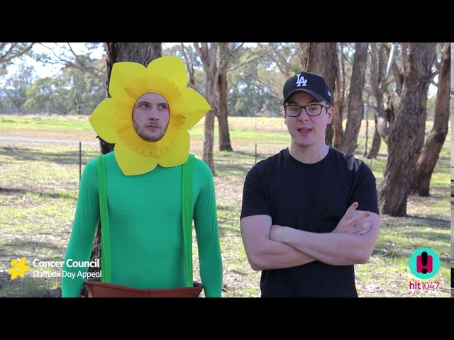 Daffodil Day 2020 | Ned & Josh