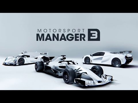 MOTORSPORT MANAGER MOBILE 3 - Game Trailer (iOS Android)