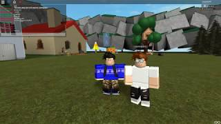 THE CLEETUS FIGHT IN ROBLOX!