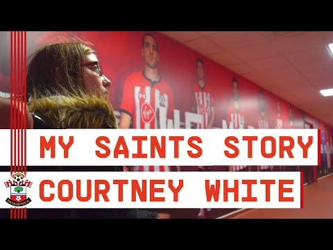 MY SAINTS STORY | Southampton fan Courtney gets a surprise from Danny Ings