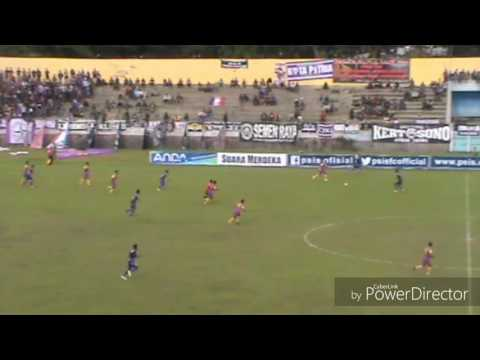Highlights ujicoba PSIS vs Persik kediri 2 april 2017