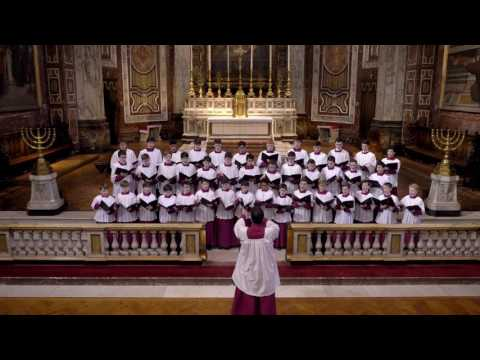 Feature Video-The Music of The London Oratory Schola Cantorum Boys Choir