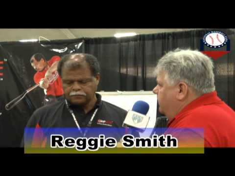 "SoCal Gold ""LIVE"" Dodgers Reggie Smith Interview 2011 National Baseball Expo"