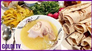 ԽԱՇ ХАШ Правильный Рецепт Армянский KHASH Armenian traditional dish ԽԱՇ