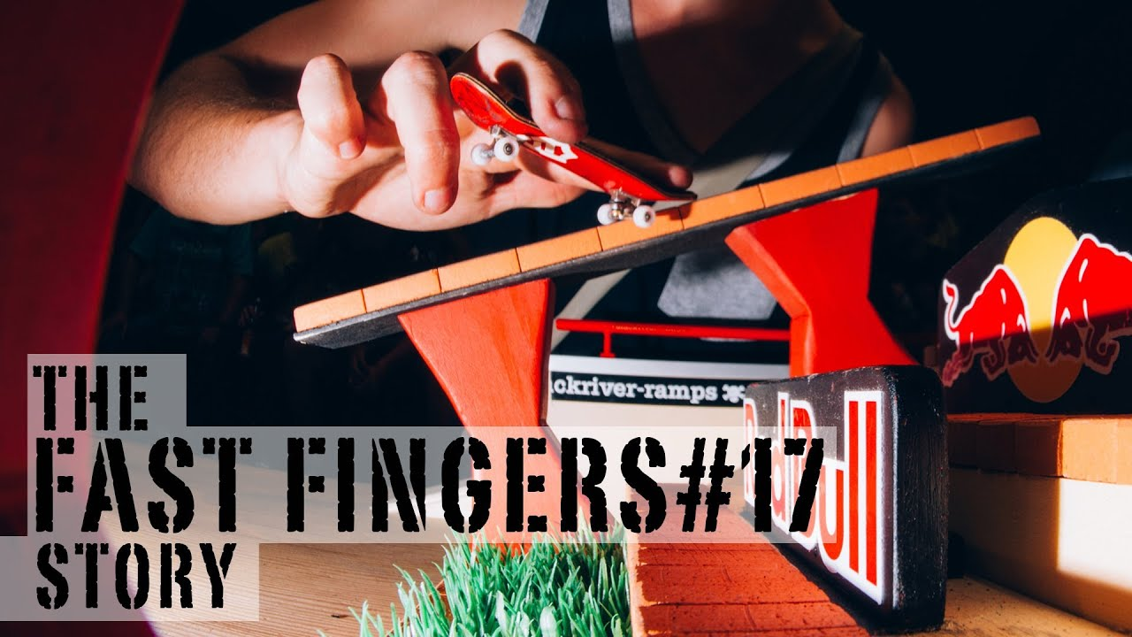 The Fast Fingers #17 Story - YouTube