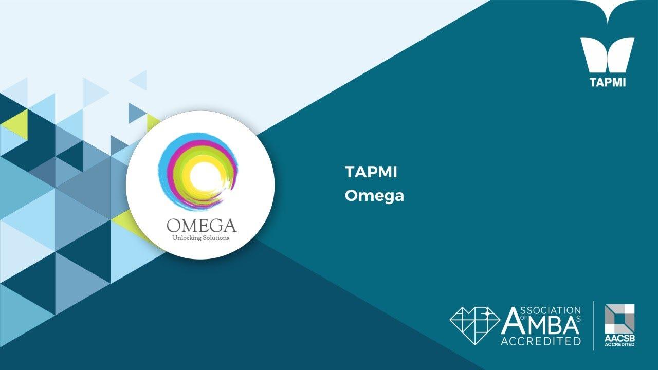 TAPMI   Omega