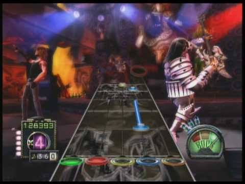 Black Magic Woman 100% FC Expert Guitar Hero 3 XBOX 360