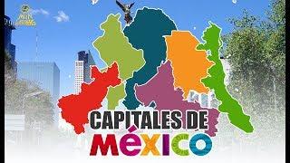 CIUDADES que fueron CAPITAL de la REPÚBLICA MEXICANA | SLP, QUÉRETARO, COAHUILA