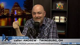 Historical Reliability of the Gospels | Andrew - Twinsburg, OH | Atheist Experience 23.06
