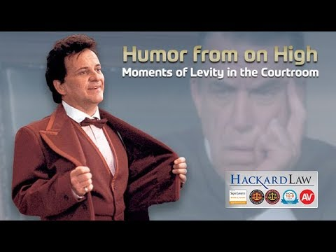 Humor from on High | U.S. Supreme Court Musings