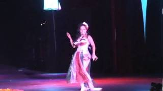 Burlesque Competition - Ruby Champagne
