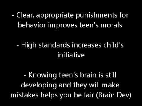 Guide to Authoritative Parenting