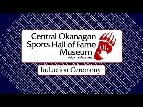 Central Okanagan Sports Hall of Fame 2017