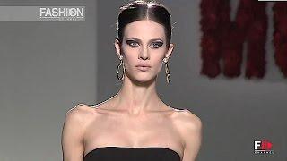 MOSCHINO Full Show Milan Fashion Week Fall Winter 2011 2012   Fashion Channel