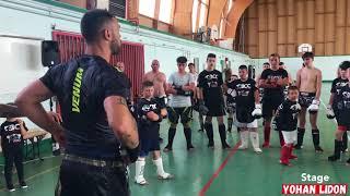 Multifight et BCC - Stage avec Yohan Lidon