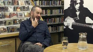 Live at Cork City Libraries with Eoin O'Riabhaigh