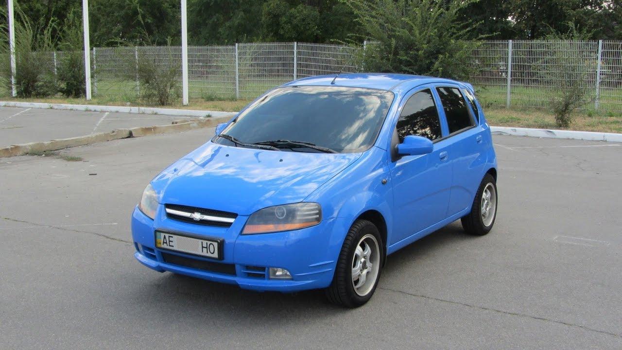 All Chevy chevy aveo 2006 : Chevrolet Aveo, 2006 - YouTube