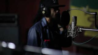 Distant Relatives Present: Damian Marley Record Dubs @Tuff Gong Studio Bob Marley Museum Pt 2 Of 3