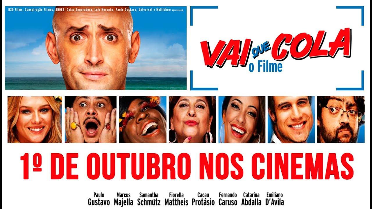 Poster do filme Vai Que Cola - O Filme