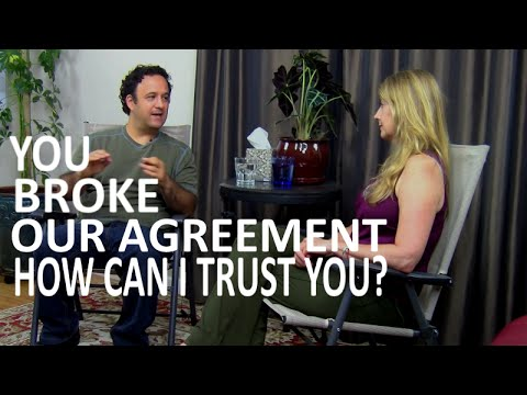 Couples Counseling Interview Part 1