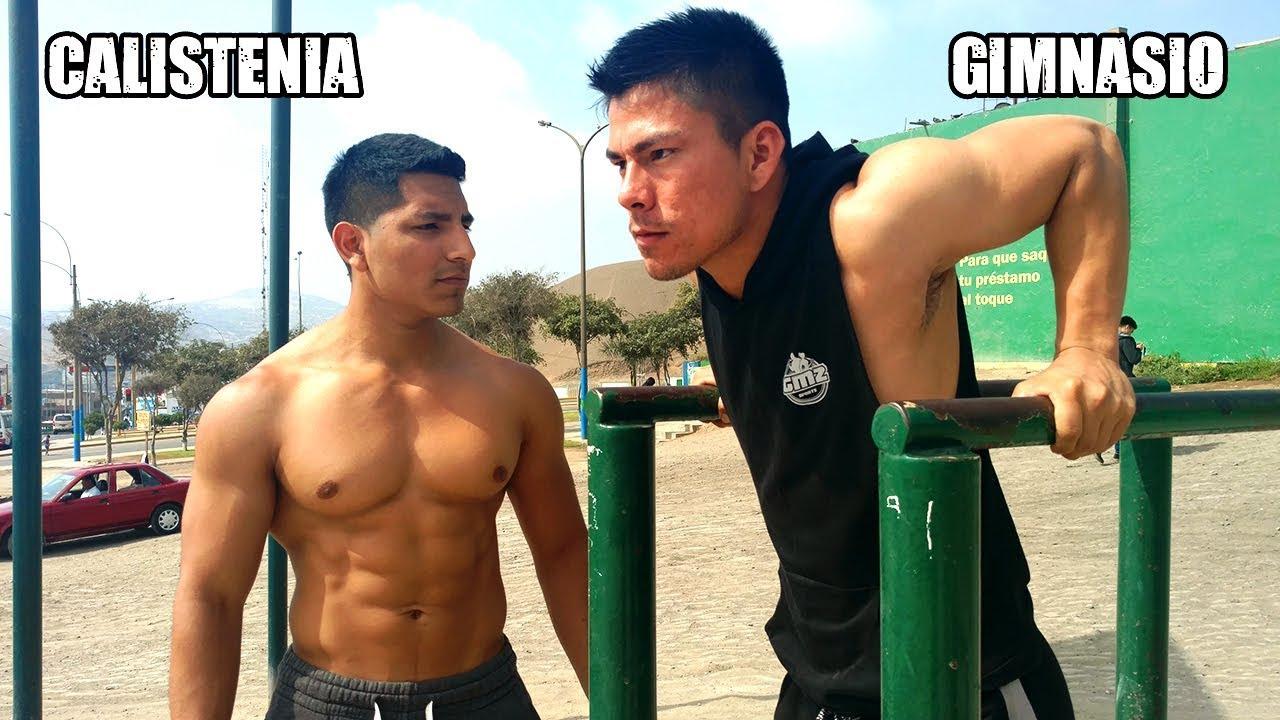 Gym vs calistenia cual es mejor gimnasio o calistenia for Gimnacio o gimnasio
