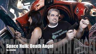 Space Hulk Death Angel | Reseña | Juego de mesa | Opinión | Español