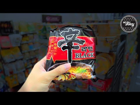 WFWRRS #2: Shin Ramyeon Black // 신라면 Black