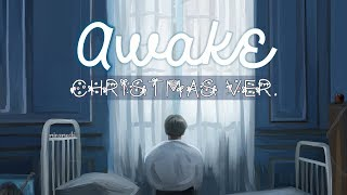 |Christmas Ver.| BTS Jin - 'Awake' Lyrics #HappyJinDay