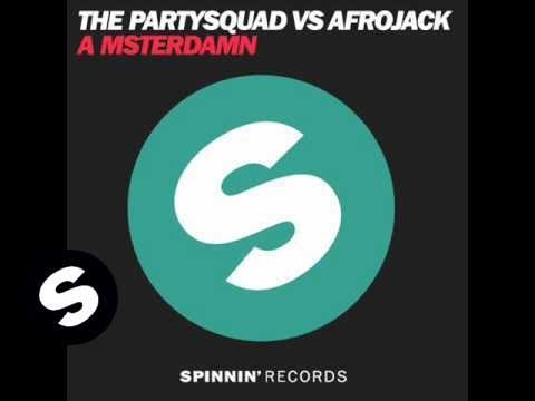 Download The Partysquad vs Afrojack - A msterdamn (Extended Edit)