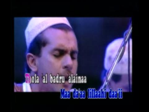 THOLA'AL BADRU - ABDULLAH TA'LAB [Karaoke Video]