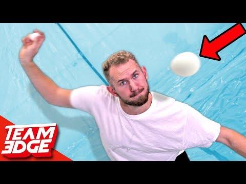 Egg Dodgeball Challenge!!