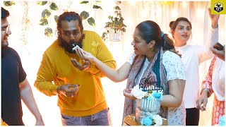 Dhruva Sarja Birthday Celebration 2020 | Full HD Video | Meghana Raj | Druva Sarja Prerana | #Pogaru
