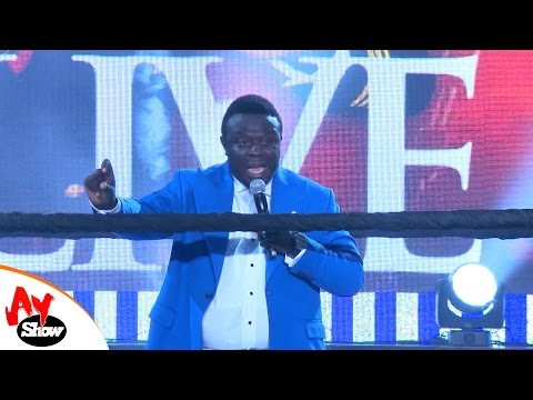 Video (stand up): Comedian Elenu Performs at AY Live